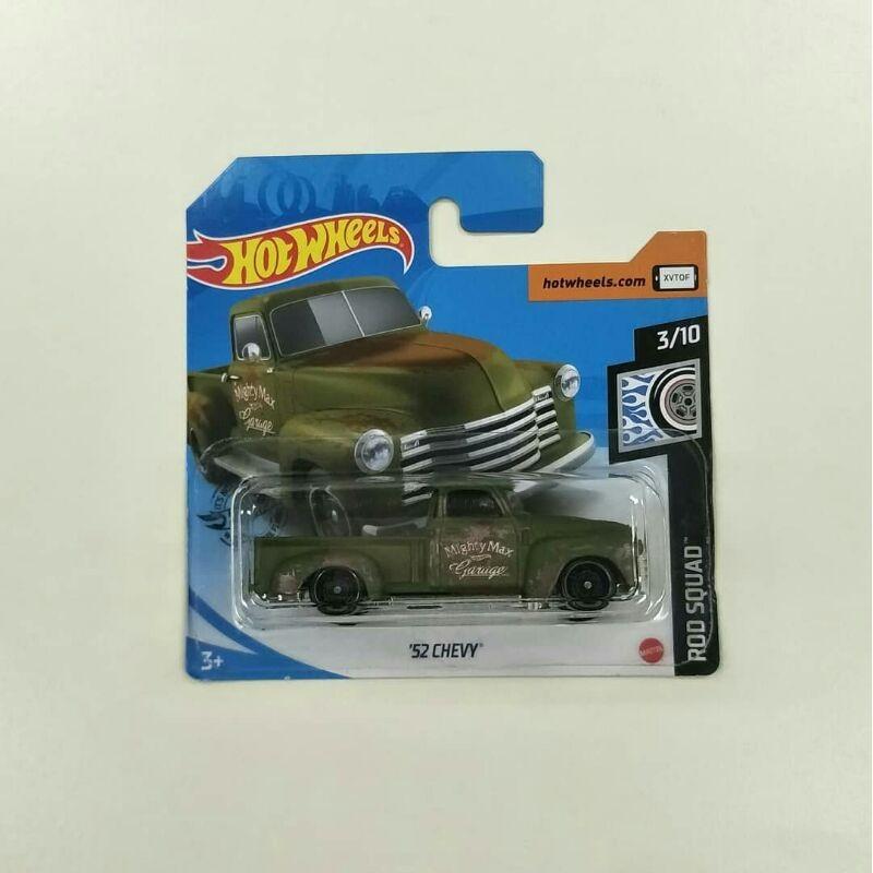 Carrinho Hot Wheels '52 Chevy (XVTOF) Rod Squad - Mattel