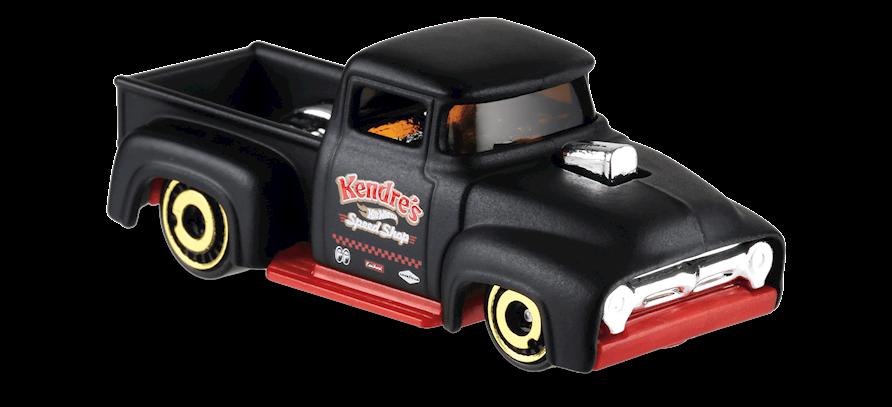 Carrinho Hot Wheels '56 Ford Truck (D6317) - Mattel