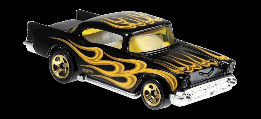 Carrinho Hot Wheels '57 Chevy (03EZ5) - Mattel