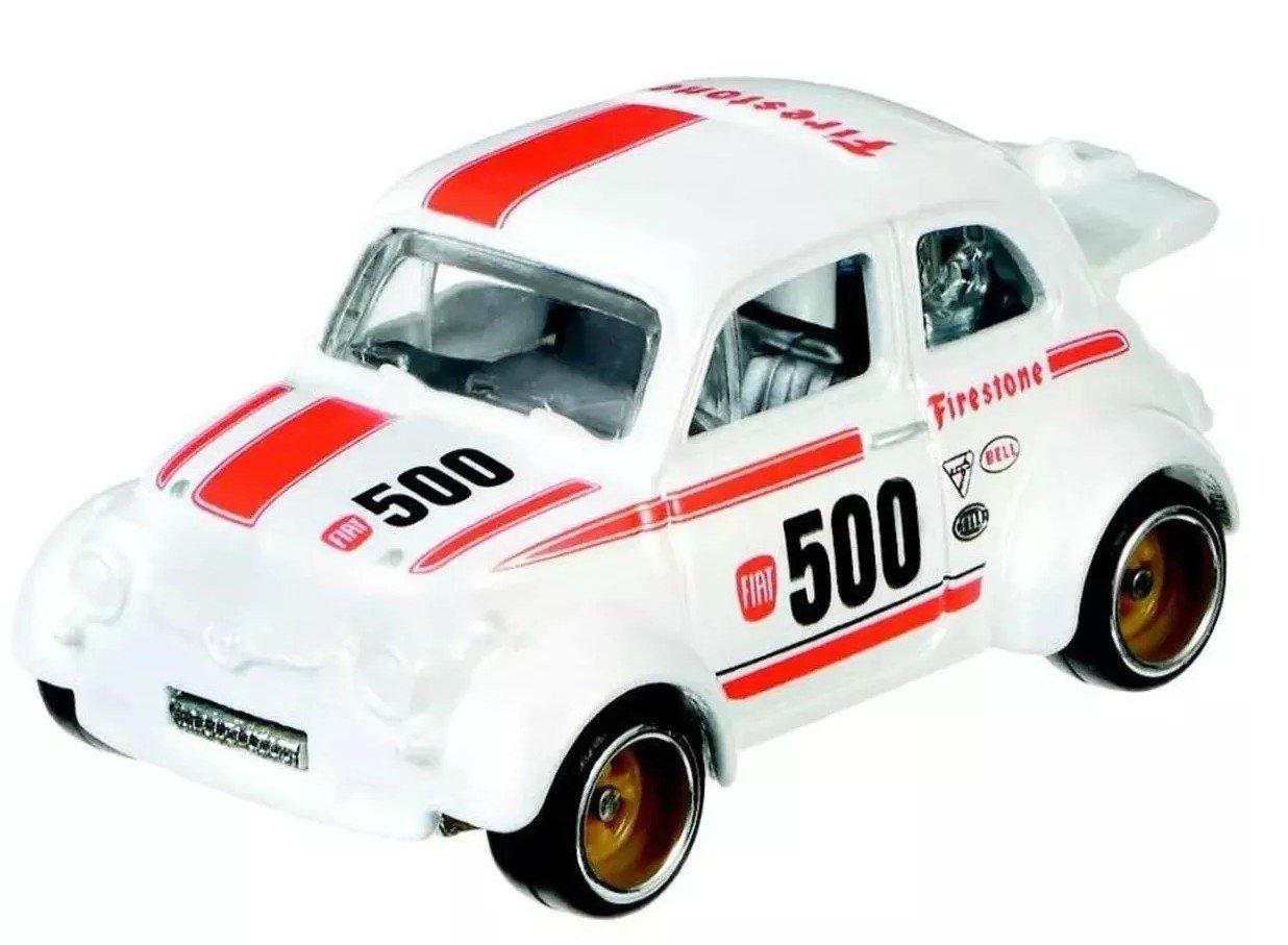 Carrinho Hot Wheels: 60´s Fiat 500 Modificado - Mattel