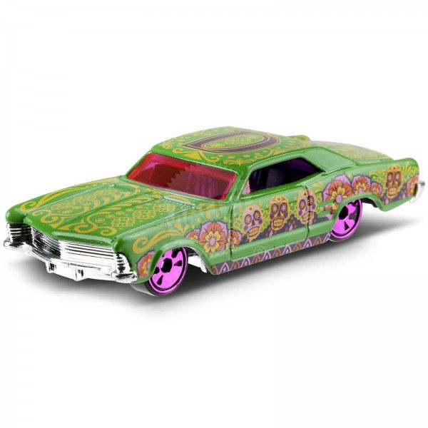 Carrinho Hot Wheels '64 Buick Riviera (ORZSA) - Mattel