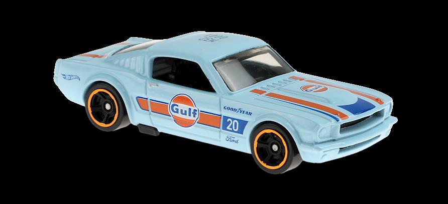 Carrinho Hot Wheels: 65 Mustang 2+2 Fastback- ( Hw Speed Graphics) - Y1GKK