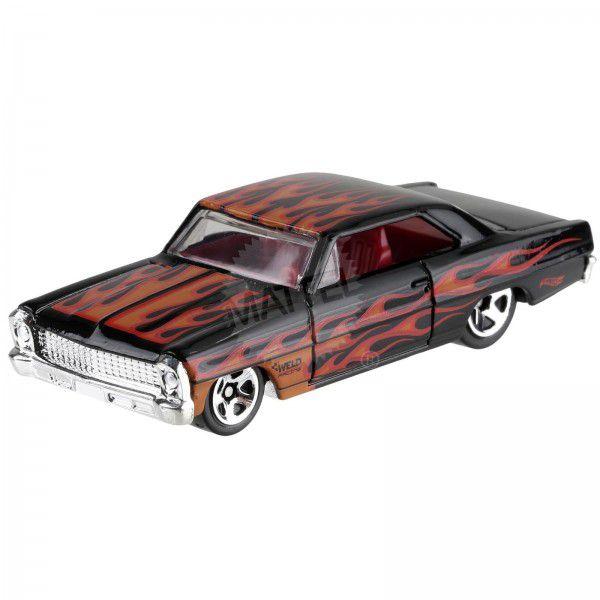 Carrinho Hot Wheels '66 Chevy Nova (RXPQ9) - Mattel