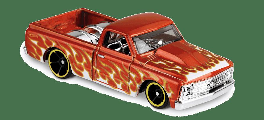 Carrinho Hot Wheels '67 Chevy C10 (U6AOW) - Mattel