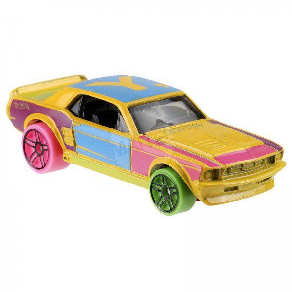 Carrinho Hot Wheels: '67 Ford Mustang Coupe (V0I82) - Mattel