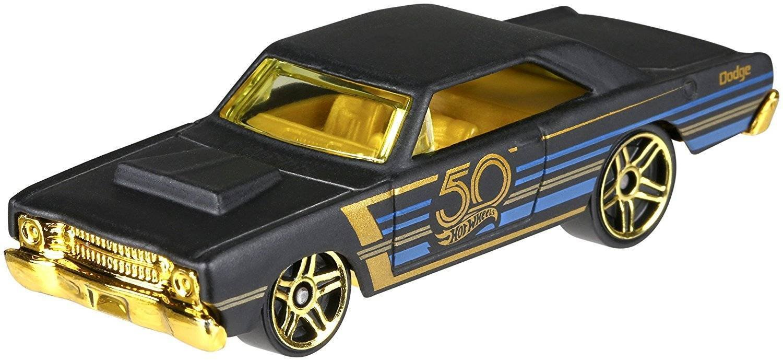 Carrinho Hot Wheels 68 Dodge Dart Hot Wheels 50 Anos Mattel Toyshow Tudo De Marvel Dc Netflix Geek Funko Pop Colecionaveis