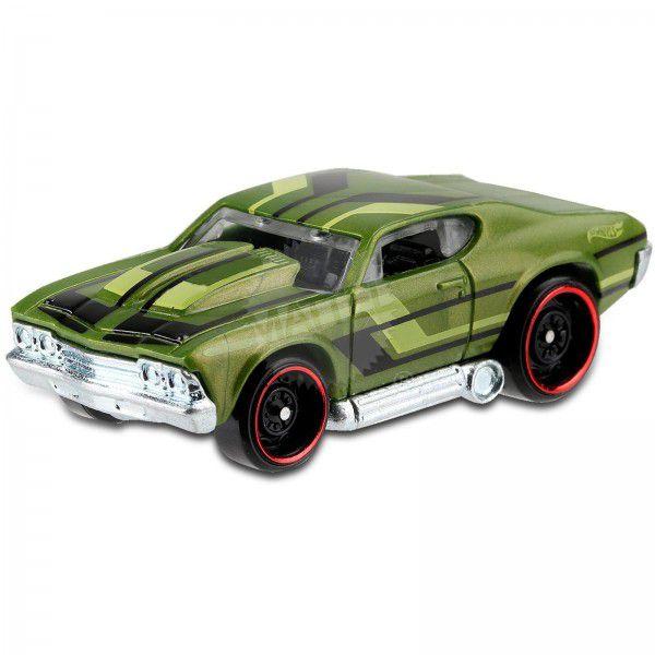 Carrinho Hot Wheels '69 Chevelle (AECAQ) - Mattel