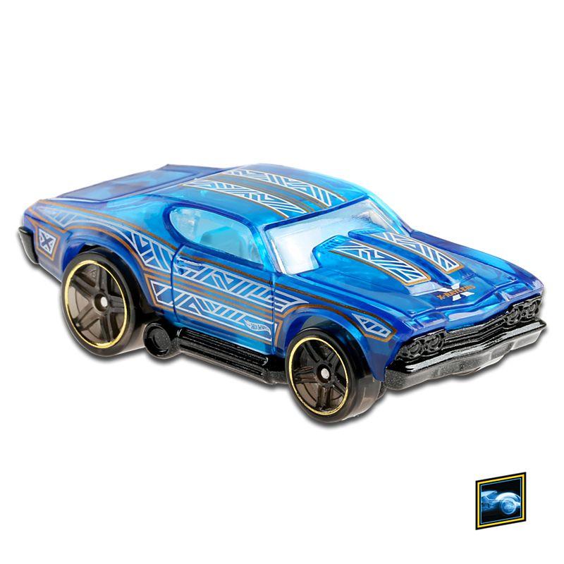 Carrinho Hot Wheels: '69 Chevelle (Azul) X-Raycers - Mattel