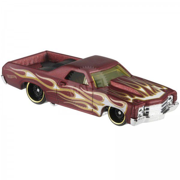 Carrinho Hot Wheels '71 El Camino (67VIK) - Mattel
