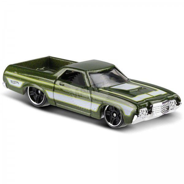Carrinho Hot Wheels '72 Ford Ranchero (GX7GI) - Mattel