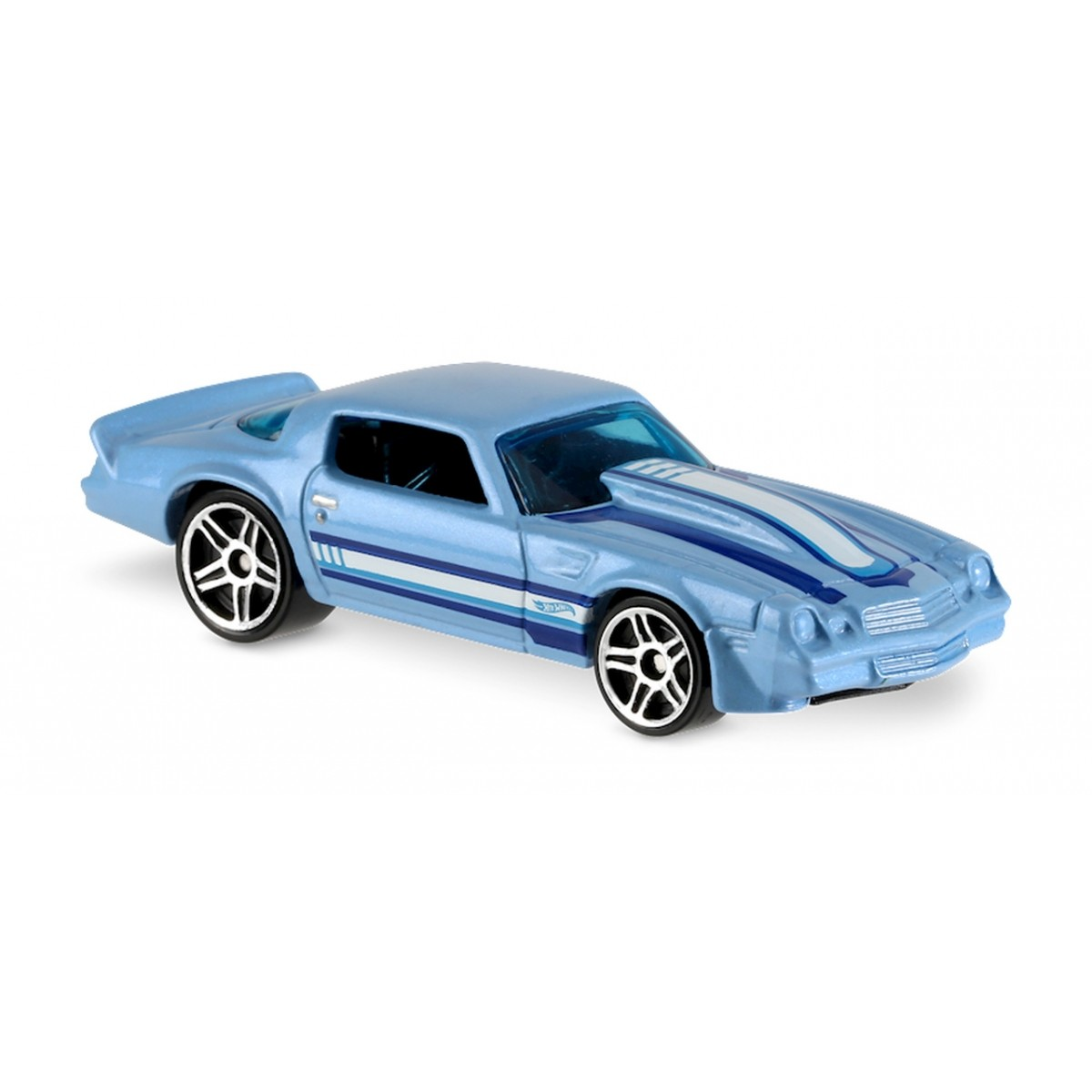 Carrinho Hot Wheels: '81 Camaro Azul