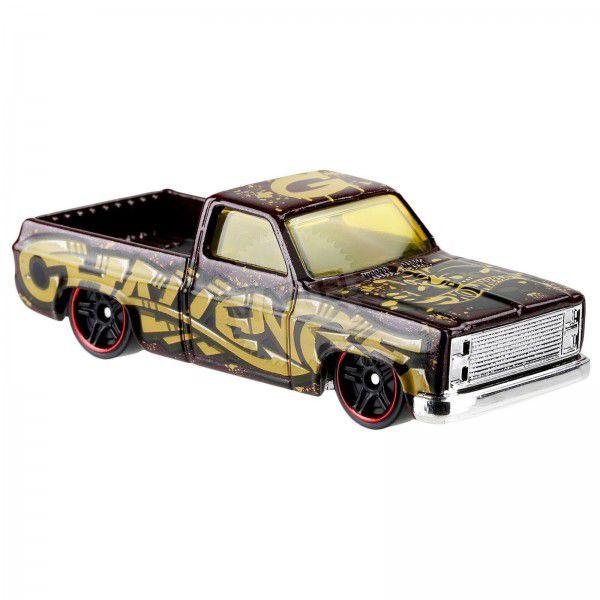 Carrinho Hot Wheels: '83 Chevy Silverado (YD5ZW) - Mattel
