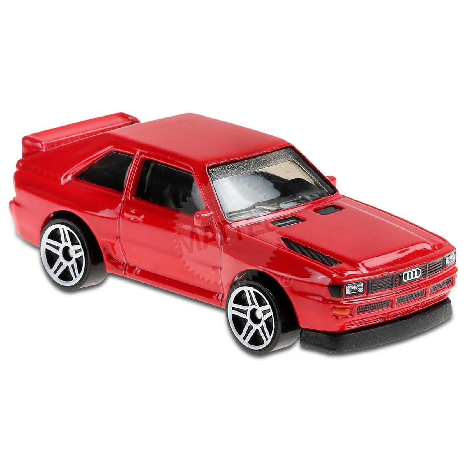 Carrinho Hot Wheels '84 Audi Sport Quattro (JJYXG) Factory Fresh