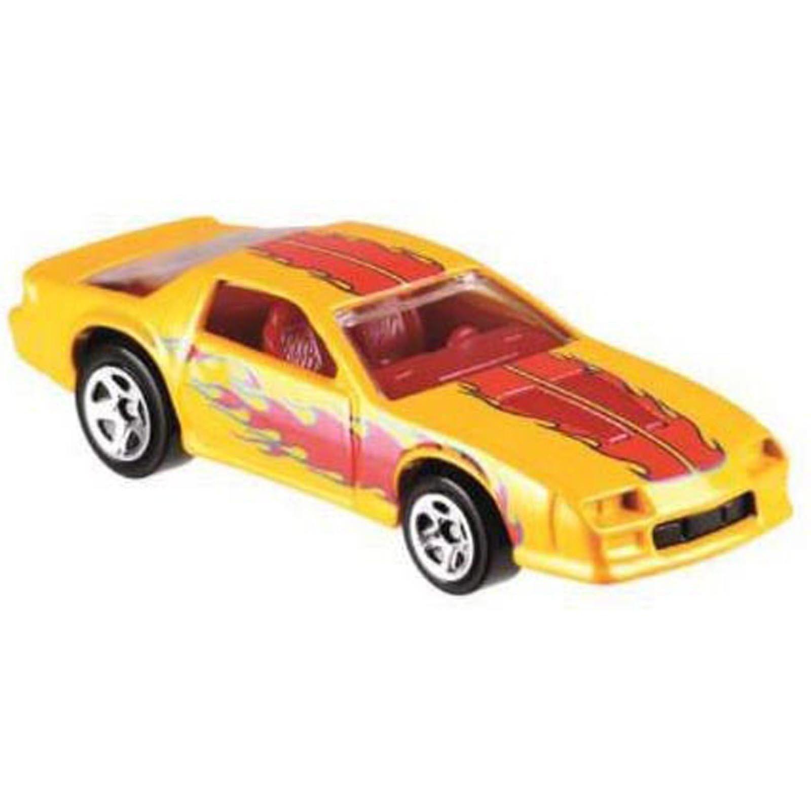 Carrinho Hot Wheels: `85 Chevrolet Camaro IROC-Z - Mattel