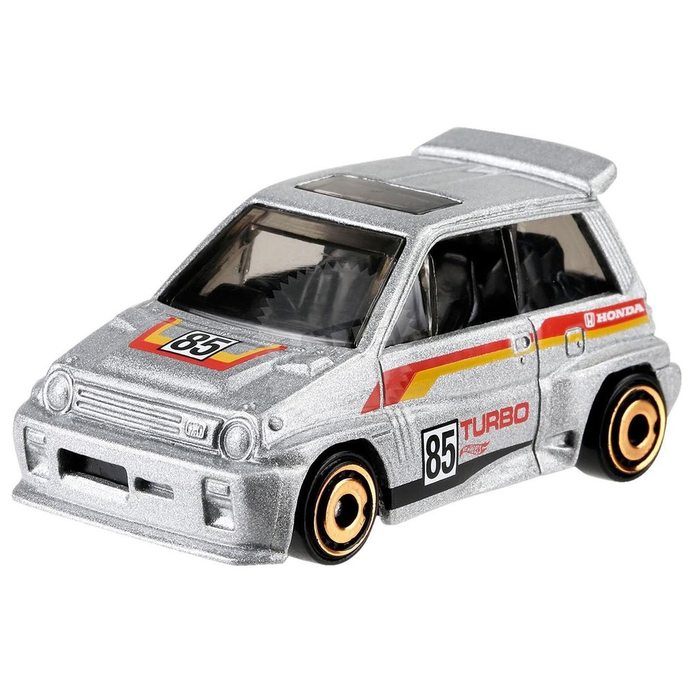 Carrinho Hot Wheels '85 Honda City Turbo II (M1BHR) - Mattel