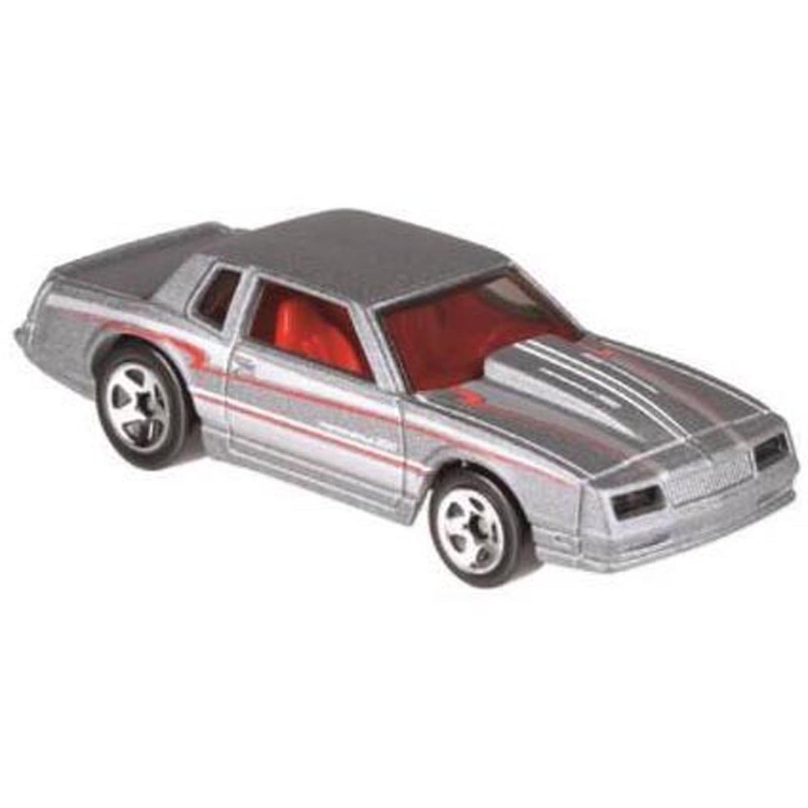 Carrinho Hot Wheels: `86 Monte Carlo SS - Mattel