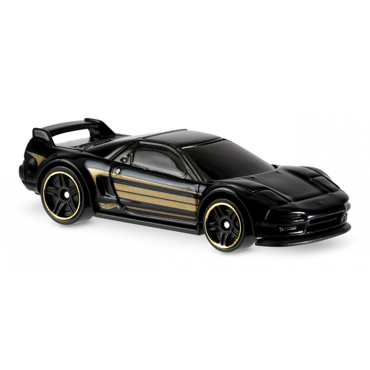 Carrinho Hot Wheels: '90 Acura NSX Preto