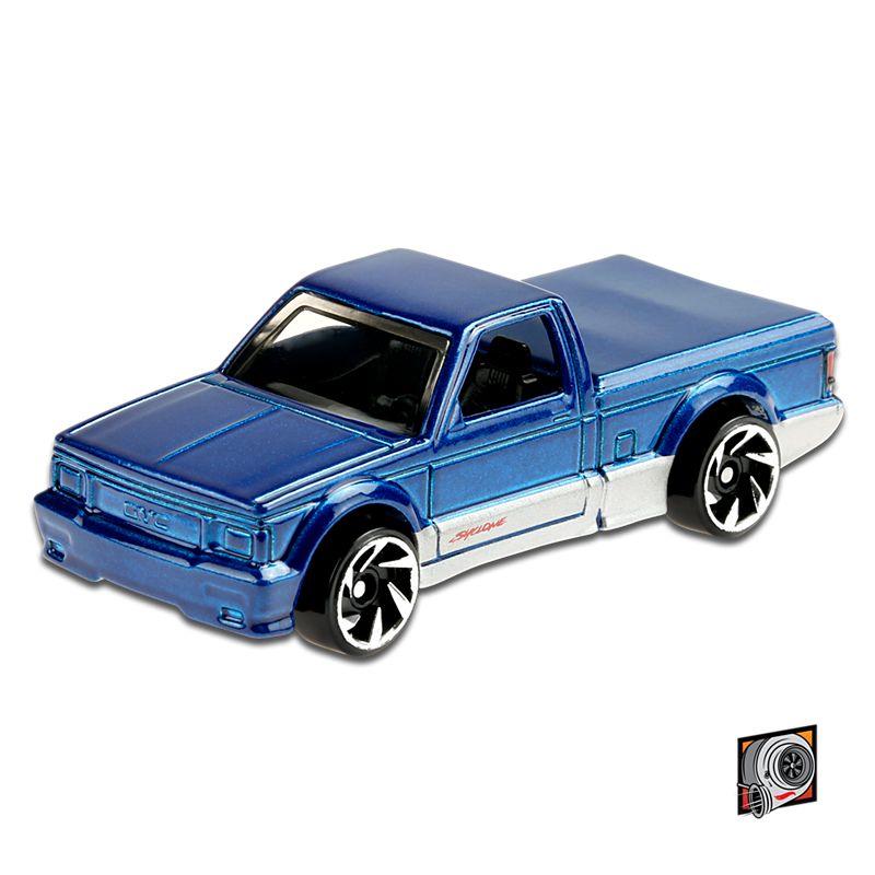 Carrinho Hot Wheels: '91 GMC Syclone  HW Turbo - Mattel