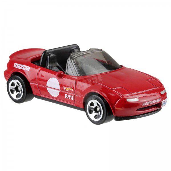 Carrinho Hot Wheels: '91 Mazda MX-5 Miata (91I4P) - Mattel