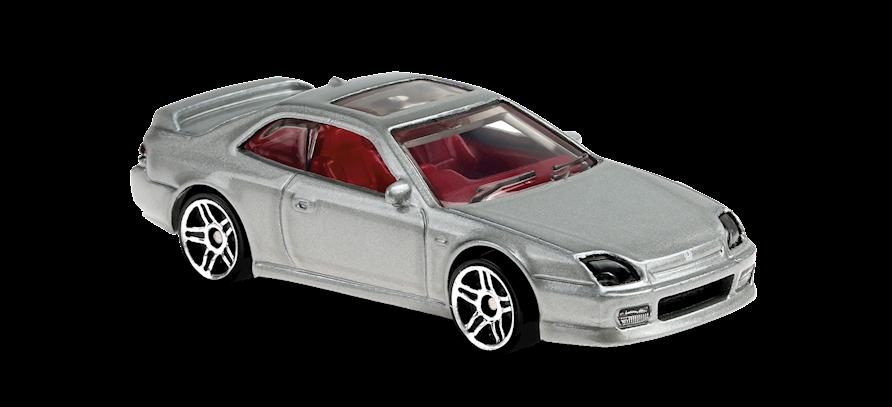 Carrinho Hot Wheels '98 Honda Prelude (0MQ5R) Honda - Mattel