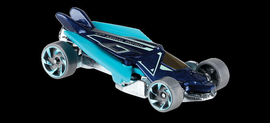 Carrinho Hot Wheels Airuption (AGP9L) - Mattel