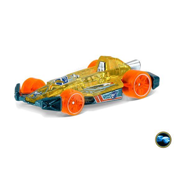 Carrinho Hot Wheels: Arrow Dynamic Amarelo