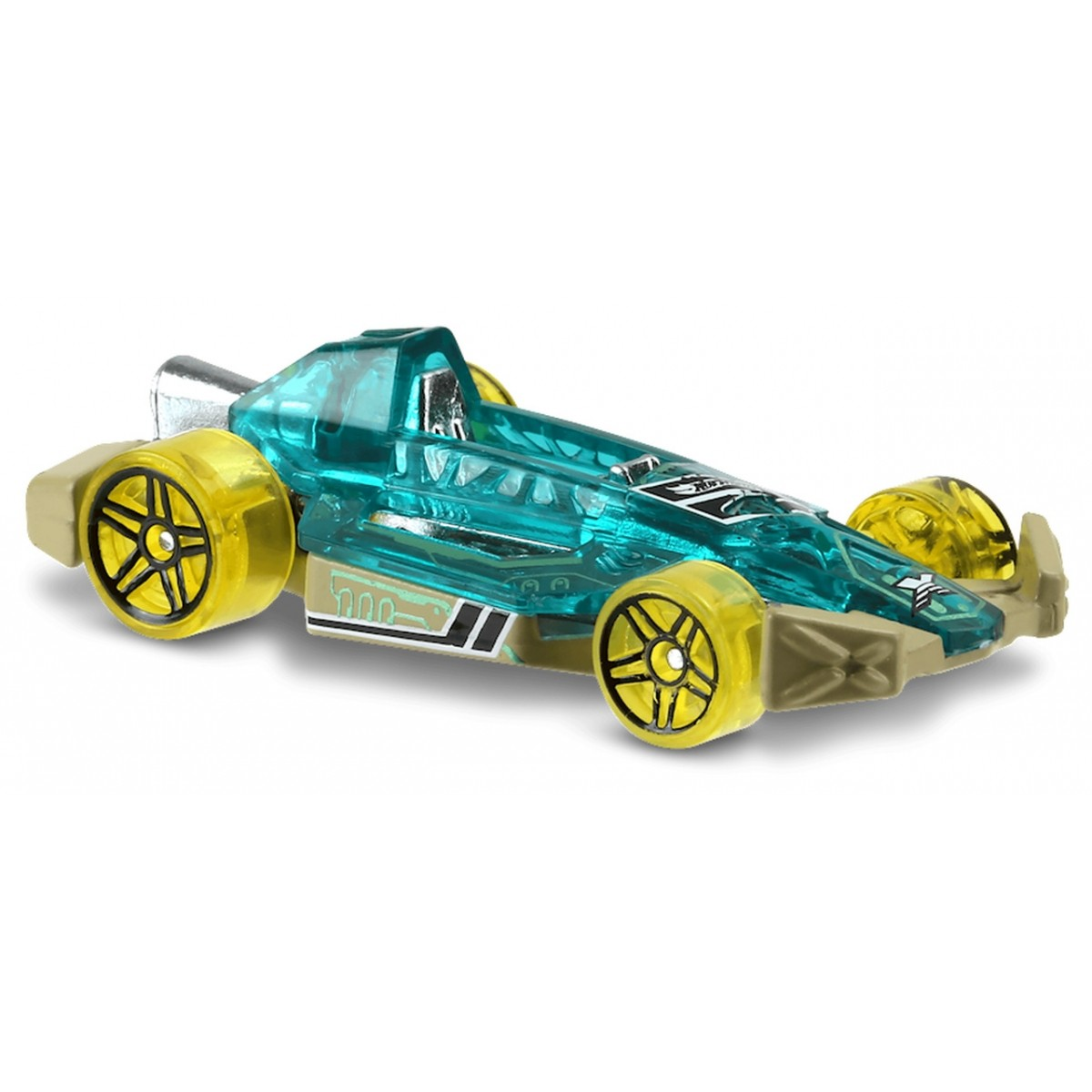 Carrinho Hot Wheels: Arrow Dynamic Verde Claro