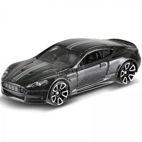 Carrinho Hot Wheels: Aston Martin DBS (5IMM5) - Mattel