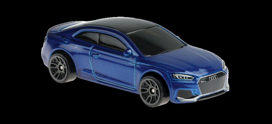 Carrinho Hot Wheels: Audi RS 5 Coupe - ( Hw Turbo ) - BOI3D
