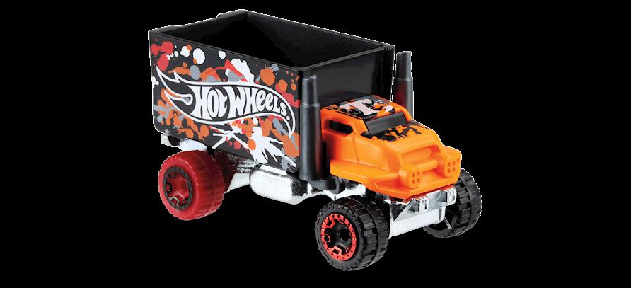 Carrinho Hot Wheels Baja Hauler (EWOIU) - Mattel