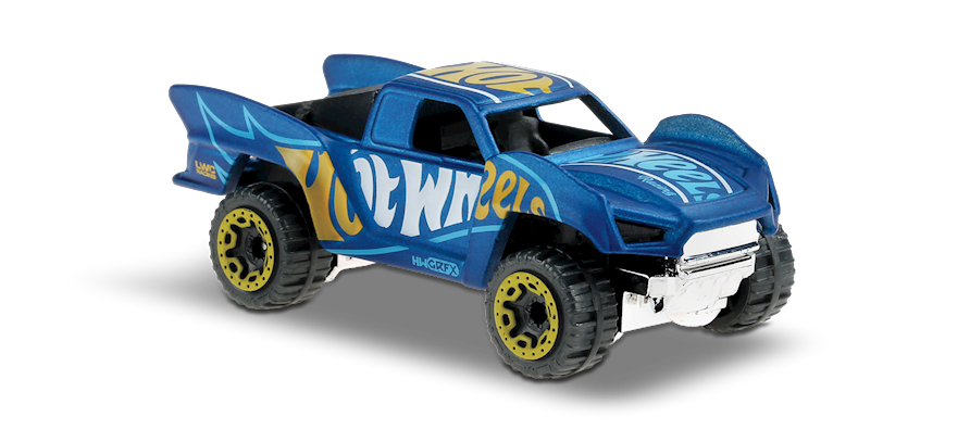 Carrinho Hot Wheels: Baja Truck - ( Speed Blur ) - O8A28