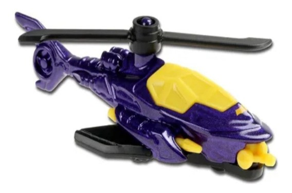 Carrinho Hot Wheels BatCopter (FKVSY) Batman - Mattel