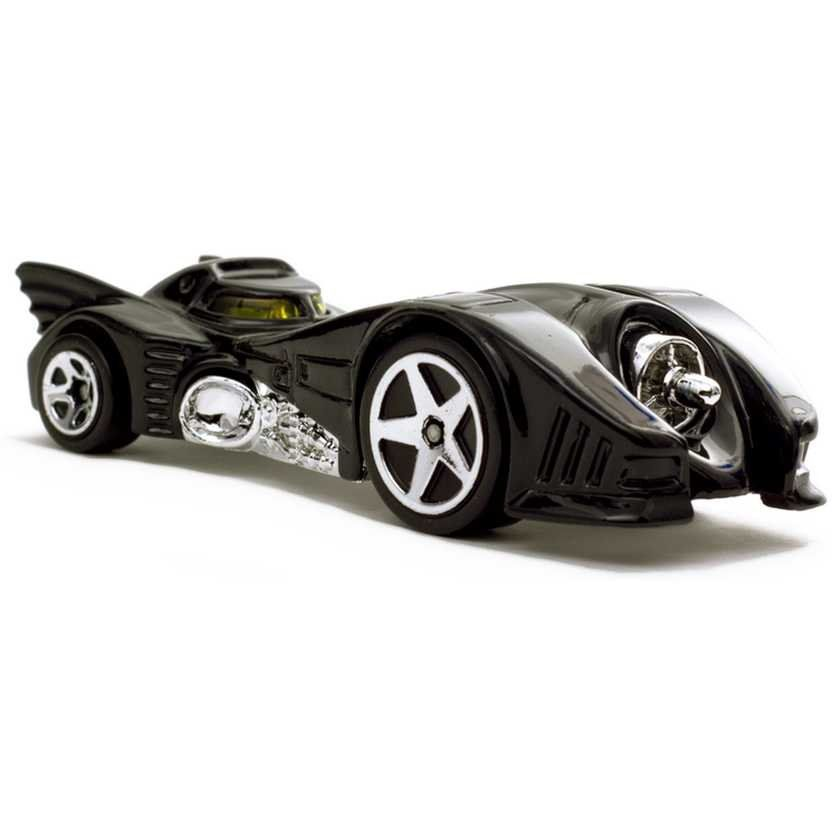 Carrinho Hot Wheels: Batman (1989): Batmobile - Mattel