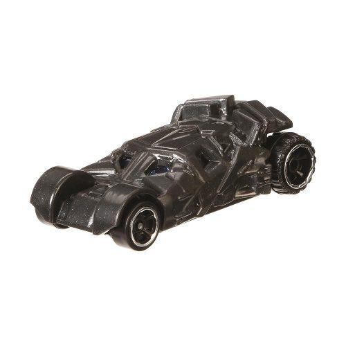 Carrinho Hot Wheels: Batman Begins Batmobile Preto
