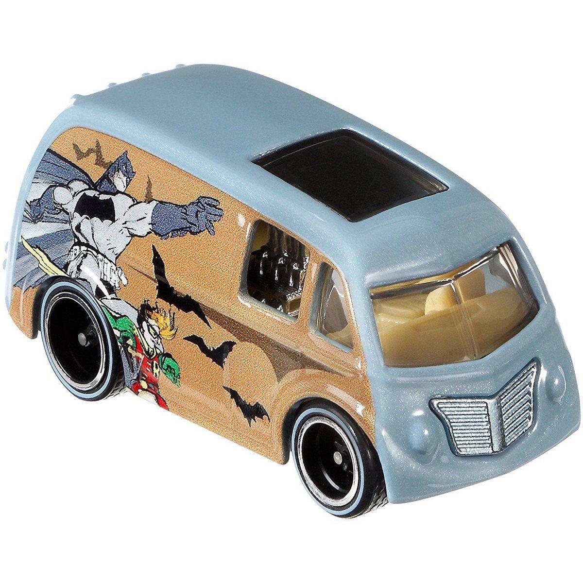Carrinho Hot Wheels: Batman Quick D-Livery (DLB45) - Mattel