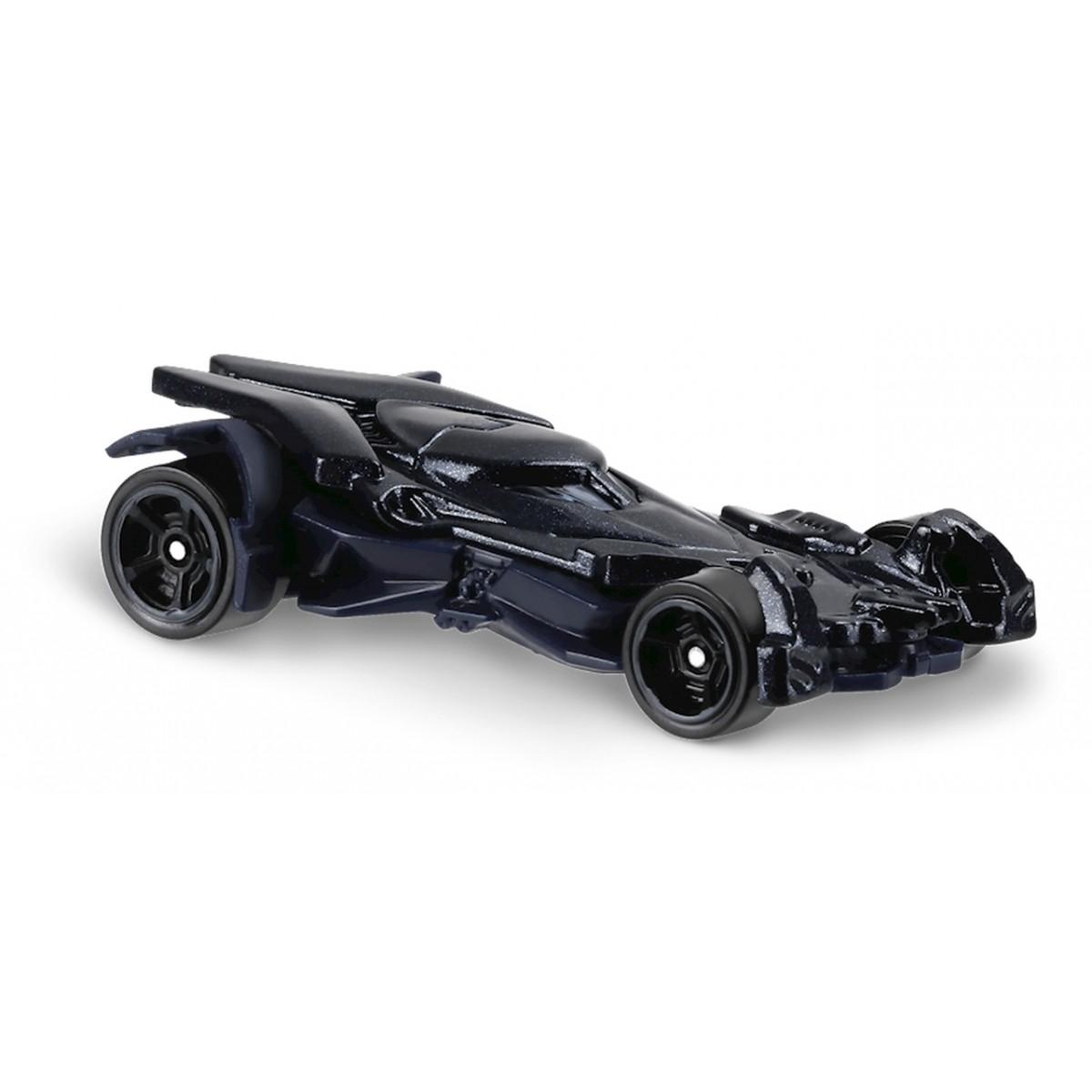 Carrinho Hot Wheels: Batmobile: Batman 2017 Preto