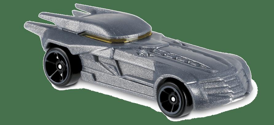 Carrinho Hot Wheels Batmobile (FUCNI) - Mattel