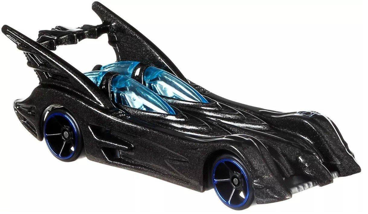 Carrinho Hot Wheels: Batmóvel (Batmobile): Batman (FKF38) - Mattel