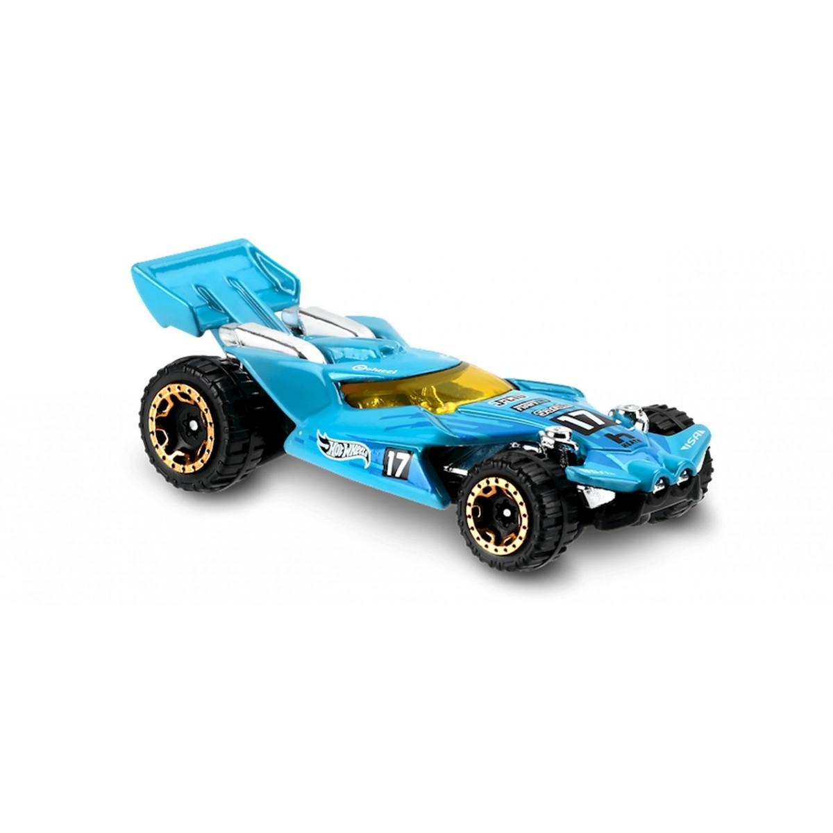 Carrinho Hot Wheels: Blade Raider Azul