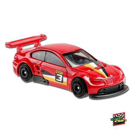 Carrinho Hot Wheels: BMW M3 GT2 HW Race Day - Mattel