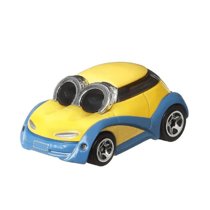 Carrinho Hot Wheels Bob: Minions 2: A Origem de Gru - Mattel