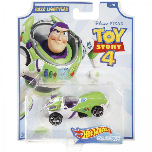 Carrinho Hot Wheels Buzz Lightyear: Toy Story 4 - Mattel
