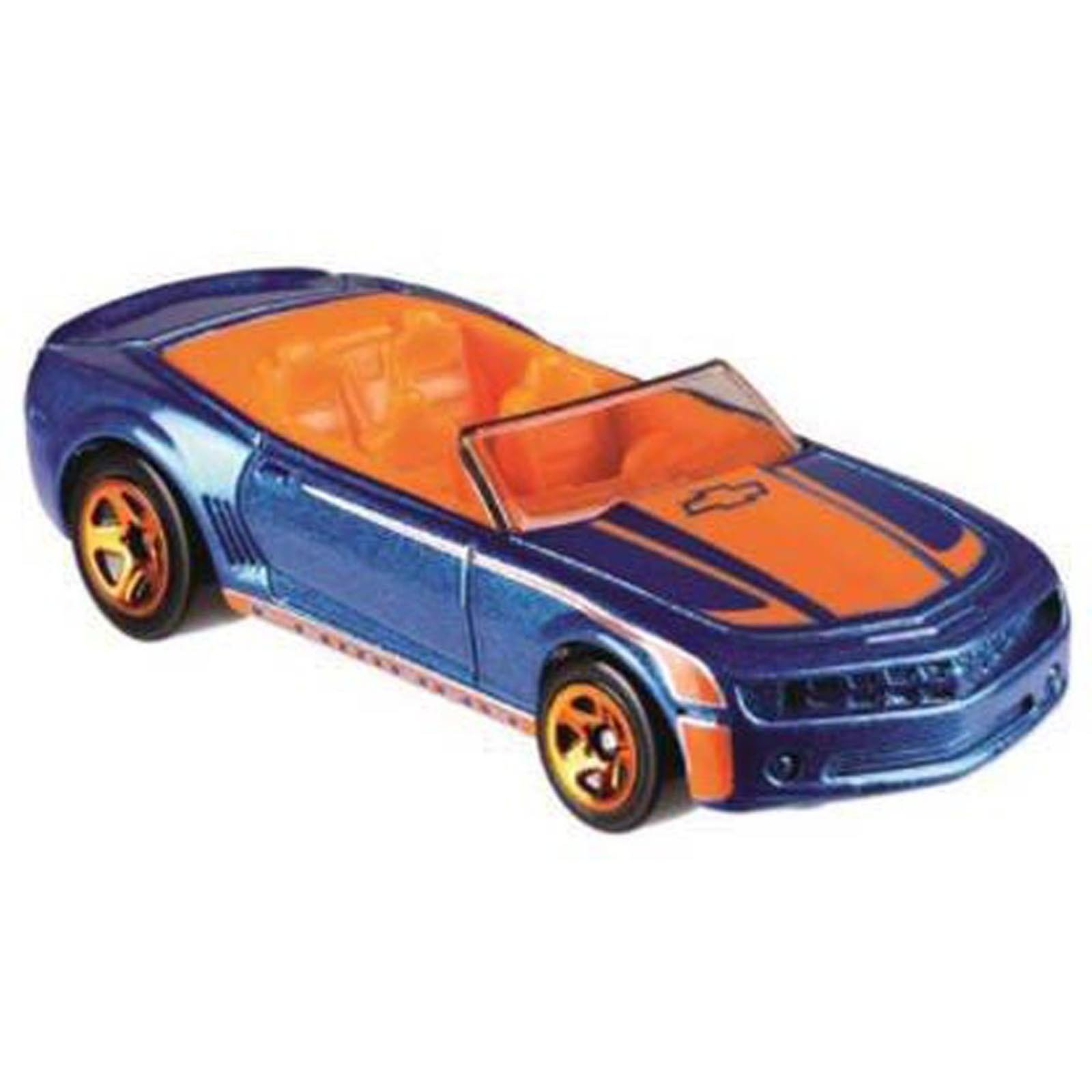 Carrinho Hot Wheels: Camaro Convertible Concept - Mattel