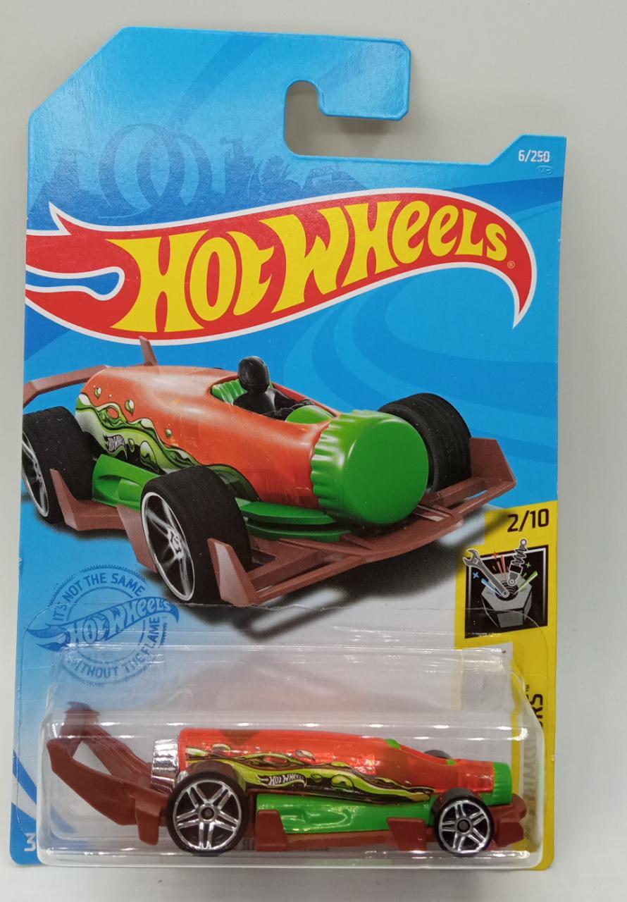 Carrinho Hot Wheels: Carbonator  Experimotors - Mattel