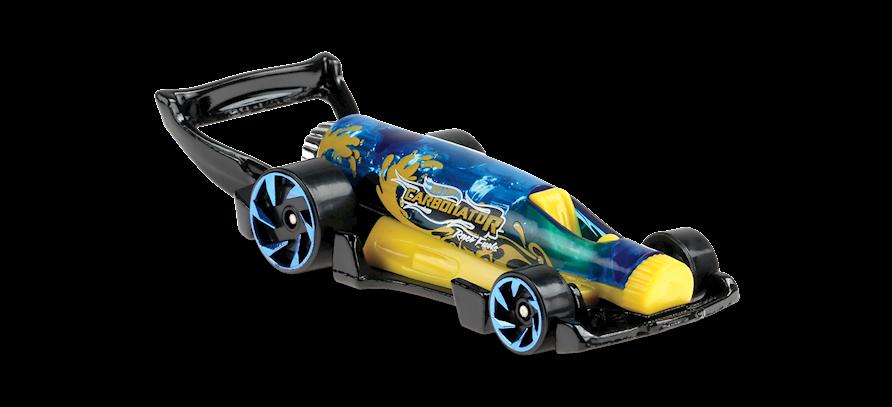 Carrinho Hot Wheels: Carbonator  - (Fast Foodie) - NF40Q