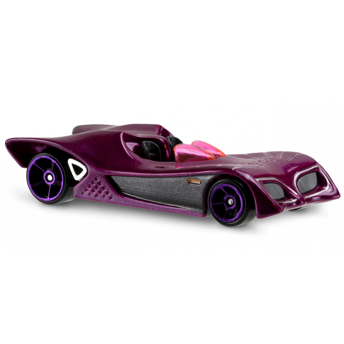 Carrinho Hot Wheels: Catwoman (Hawkman) Pink
