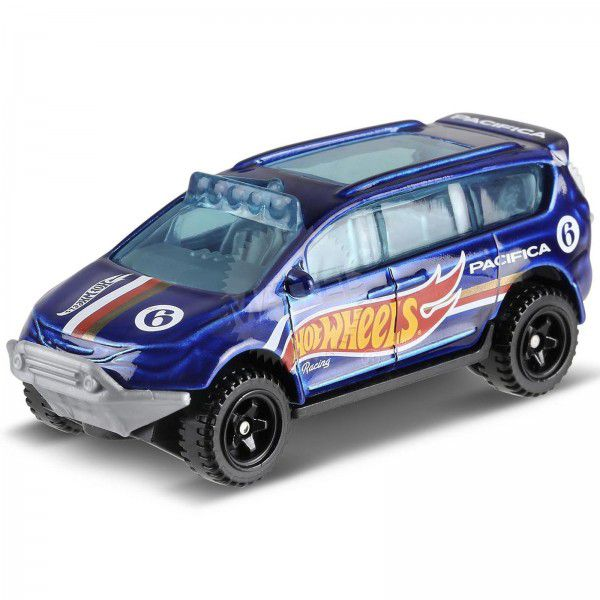 Carrinho Hot Wheels: Chrysler Pacifica (WTQC6) - Mattel