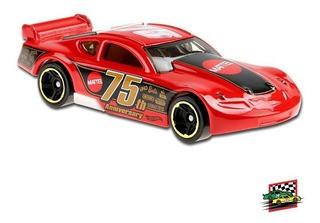 Carrinho Hot Wheels: Circle Tracker ''Vermelho'' (KQQYD) HW Race Day - Mattel