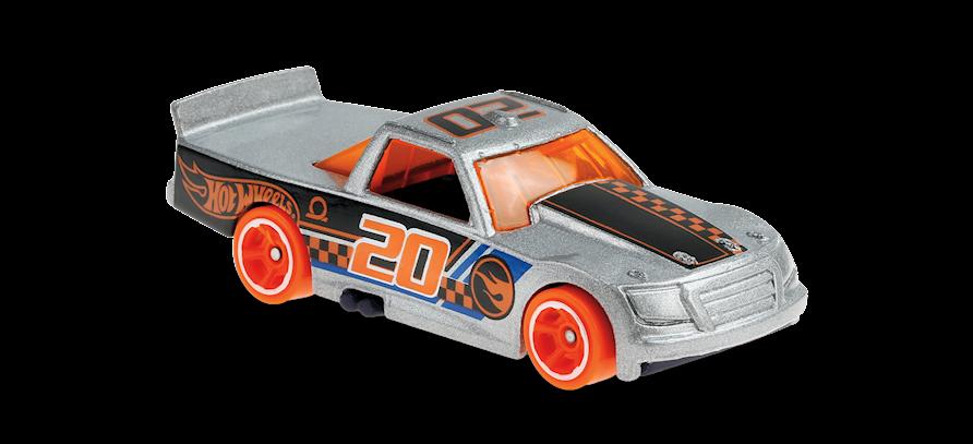 Carrinho Hot Wheels: Circle Trucker - ( Track Stars ) - GLY7K