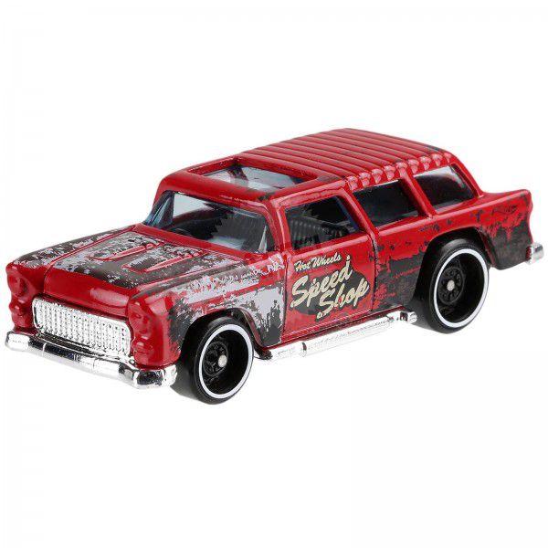 Carrinho Hot Wheels: Classic '55 Nomad (PTK67) - Mattel